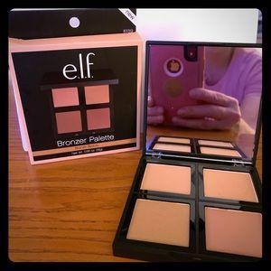 e.l.f Bronzer Palette Bronze Beauty BNIB